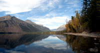 Waterton lake panorama 2